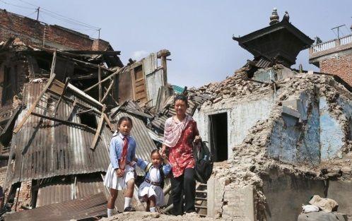 Nepal recibirá ayuda millonaria para su reconstrucción