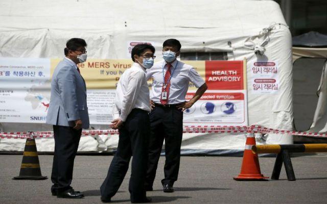 Ya son 35 enfermos por MERS en Corea del Sur - Foto de qz.