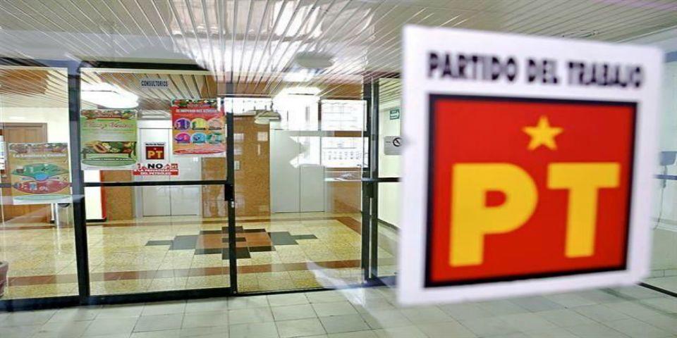 Aseguran 65 mdp en bienes al PT - El PT está en riesgo de perder su registro. Foto de Reforma.