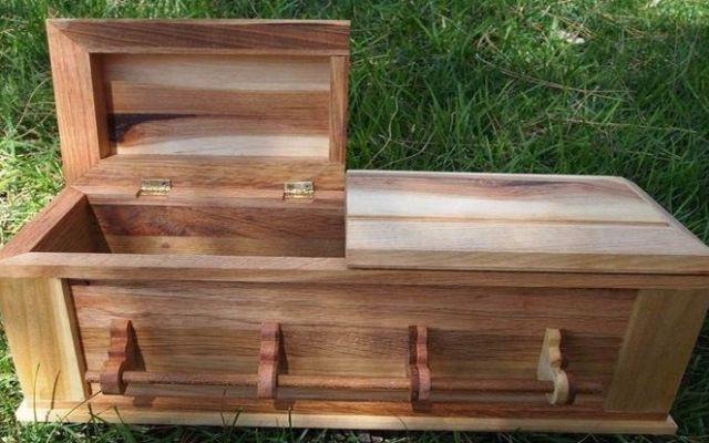 Bebé declarado muerto despierta en su funeral