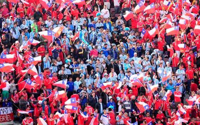 Video: emotiva narración de la final de la Copa América - Foto de ESPN