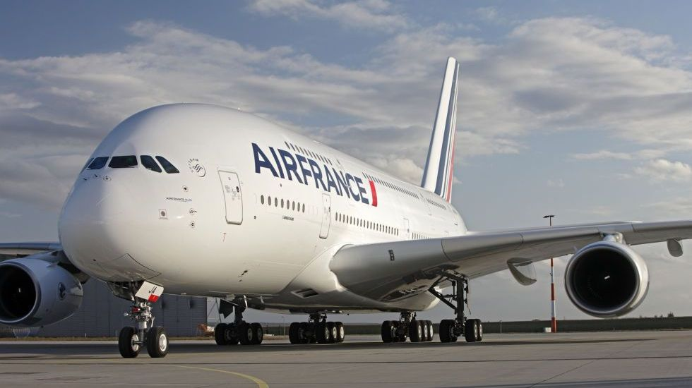 Air France implementará plan de ahorro ante pérdidas