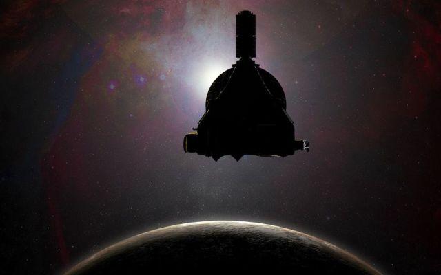 Sonda de la NASA alcanza Plutón