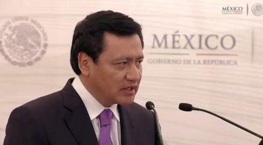 Buena noticia la captura de El Gil: Osorio Chong - Foto de Internet