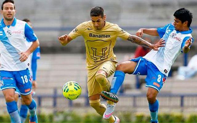 Pumas cae ante Puebla en partido de preparación - Foto de @PumasMX