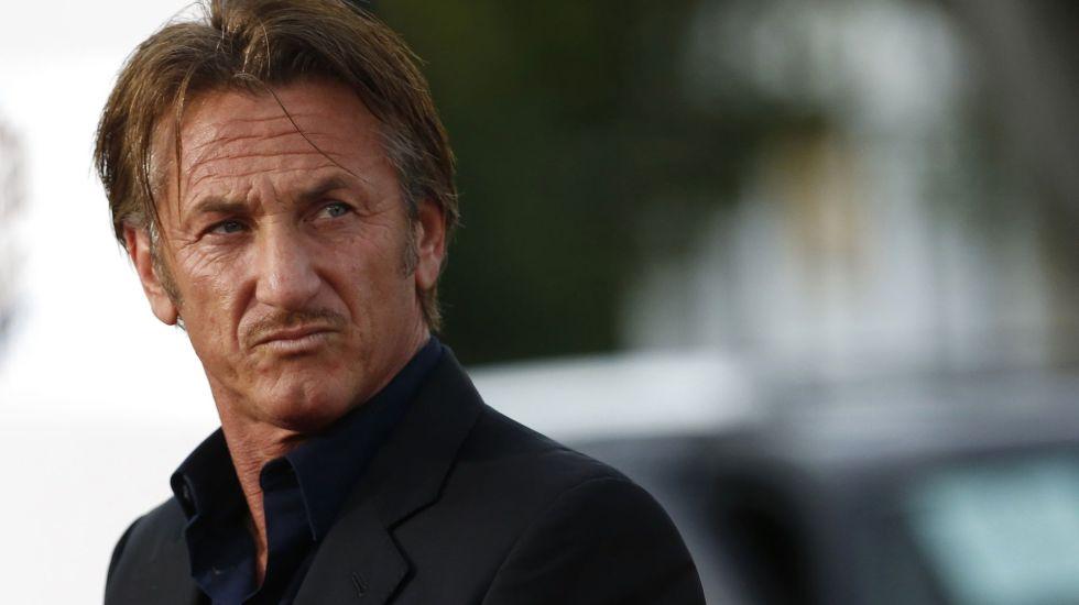 Mi artículo falló: Sean Penn - Sean Penn. Foto de Archivo