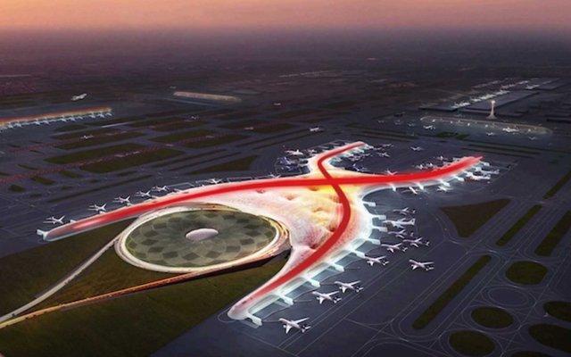 Anuncian fecha de licitaciones para el nuevo aeropuerto