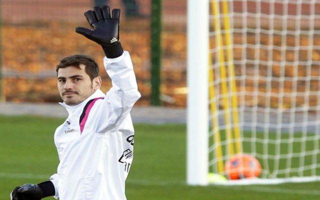 Casillas y el Real Madrid acuerdan su salida al Oporto - Foto de RTVE.