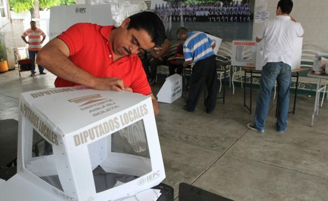 Chiapas, en calma previo a elecciones - Foto de El Universal