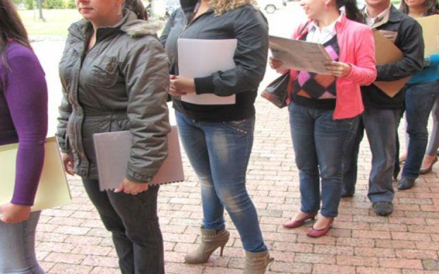 Desempleo a la baja en junio - Foto de archivo