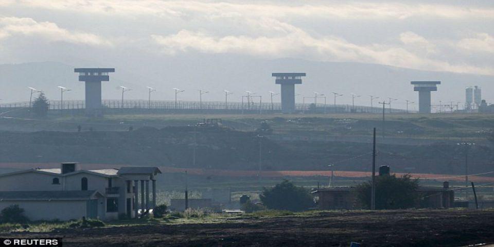 PGR e Italia impulsarán modernización del Sistema Penitenciario - Foto de Reuters