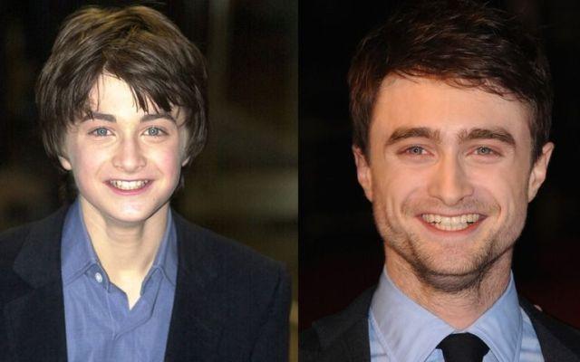 Así luce el elenco de Harry Potter ahora - Foto de Mashable