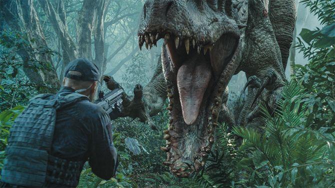 Jurassic World 2 estrenará en 2018 - Foto de Variety
