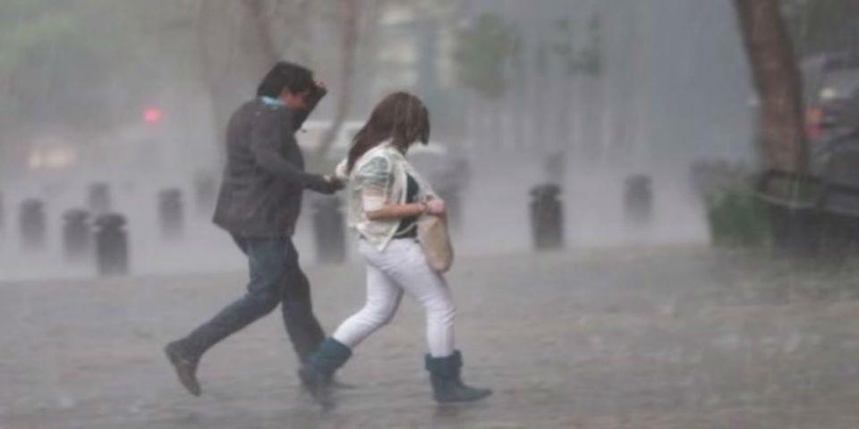 Pixel: verano lluvioso en la Ciudad de México - Foto de Ulises Castellanos.