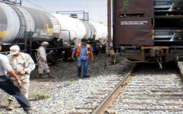 Gobierno de Puebla acusa a Ferromex de no evitar robos de trenes - Foto de Excélsior