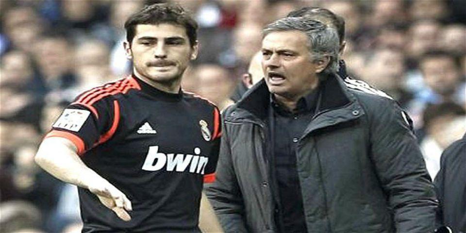 Mourinho: Casillas gana demasiado en Portugal - Foto de Internet.