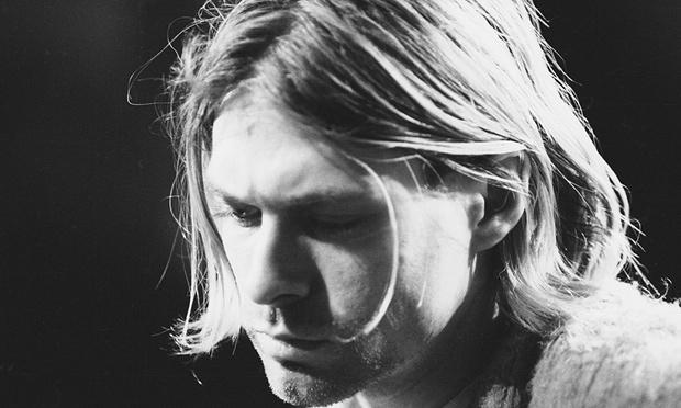 Revelan imágenes del primer concierto de Nirvana - Foto de The Guardian