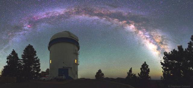 Se podrá observar lluvia de estrellas en todo el país - Foto de zonalider.com