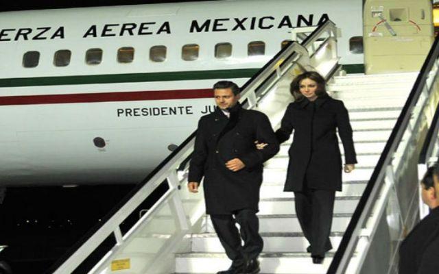 ¿Quiénes acompañan al presidente EPN a Francia? - Foto de Animal Político