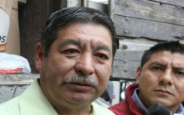 Desaparición del IEEPO es una provocación: Rubén Núñez - Rubén Núñez encabezó la ceremonia de inauguración. Foto de Quadratín.