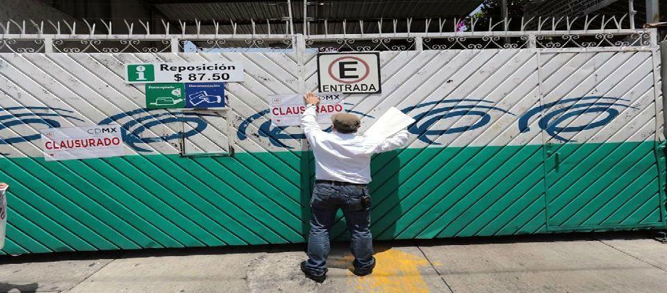 Dos vericentros cerrados en operativo - Foto de Reforma