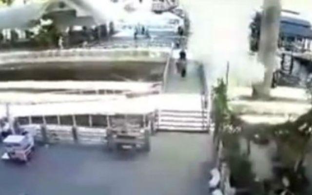 Explota otra bomba en Bangkok - Foto de ABC.