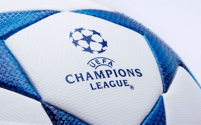 Presentan balón oficial de la Champions - Foto de Internet