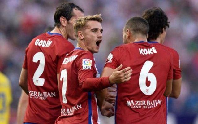 Atlético vence por la mínima a Las Palmas - Foto de Reuters