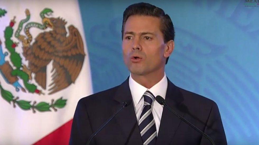 EPN se disculpa con mexicanos ofendidos por casa de las Lomas - El presidente confirmará los cambios en su Gabinete Presidencial. Foto de Presidencia