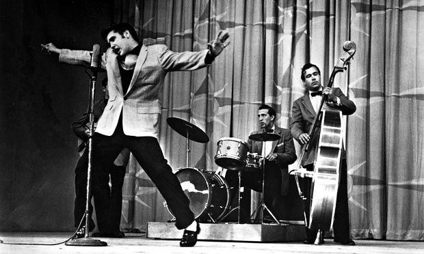 Lanzarán nuevo disco de Elvis Presley a dueto con orquesta - Foto de The Guardian