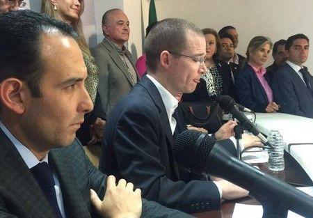 Gil Zuarth sería el presidente del Senado - Foto de @MarianaGC