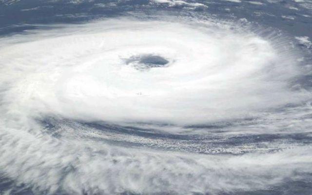 Huracán Danny se debilita. Ya es categoría 1 - Foto de archivo