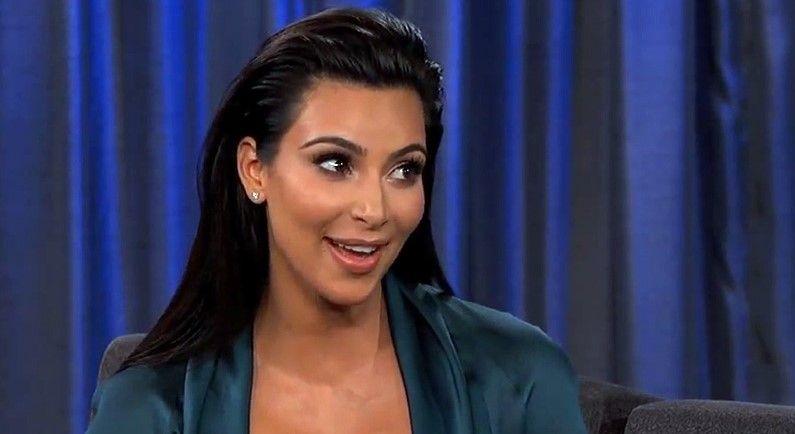 """Kim Kardashian le dice """"dopado"""" al papa - Foto de People"""
