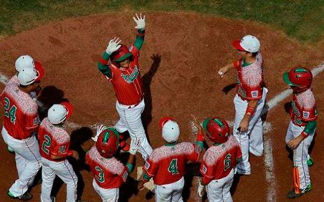 México avanza en Serie Mundial de Pequeñas Ligas - Foto de AP