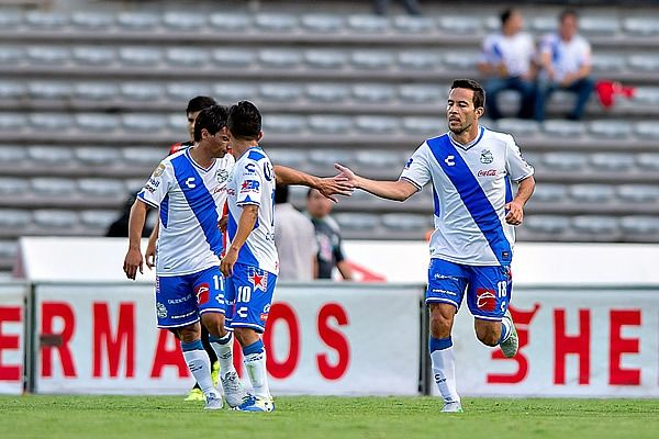 Club de Futbol Puebla.// Foto de Mexsport