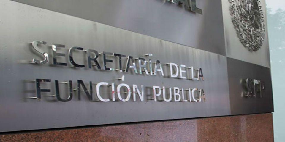 Las licitaciones y celebración de contratos deberán ser grabados: SFP - Foto de archivo