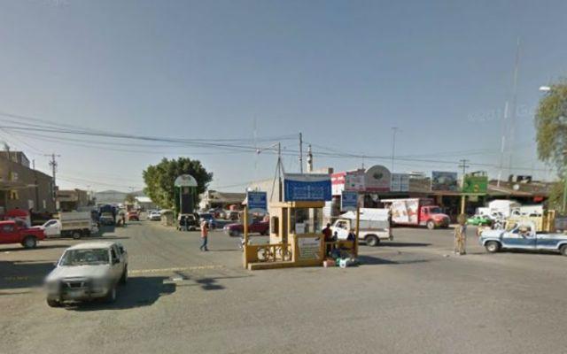 Flamazo en Central de Abasto de León deja 14 heridos - Foto de Google Maps.