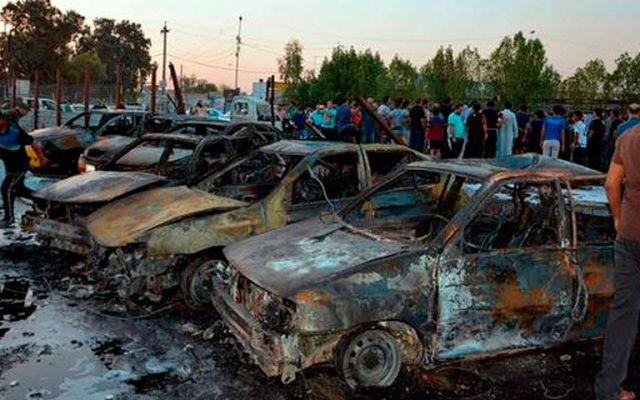 Atentados en Irak dejan una veintena de muertos - Foto de @24h_tve