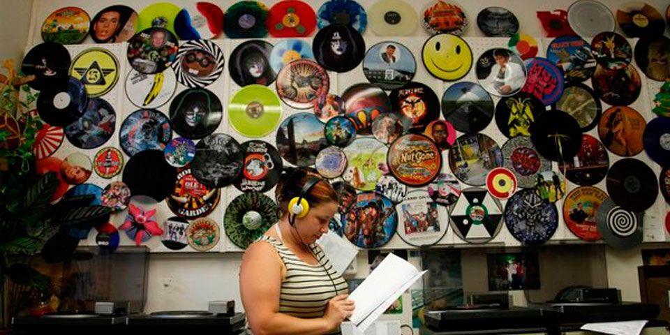 Los discos de vinil que valen una fortuna - Foto de Reuters