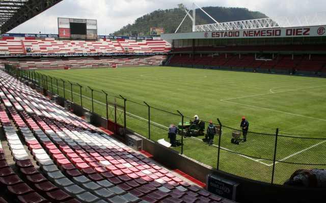 Selección Mexicana jugará en Toluca - Foto de ABC