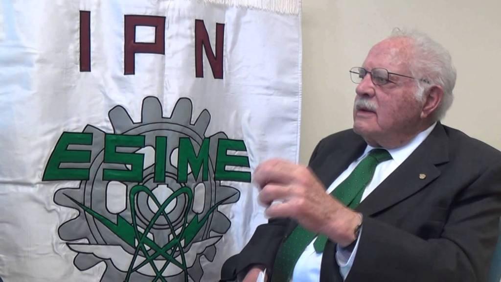 Muere Eugenio Méndez Docurro, primer director del Conacyt - Foto de YouTube
