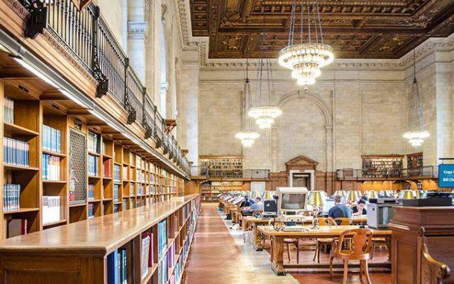 Espectaculares bibliotecas del mundo