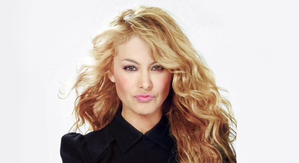 Paulina Rubio es la mexicana más popular en Spotify - Paulina Rubio