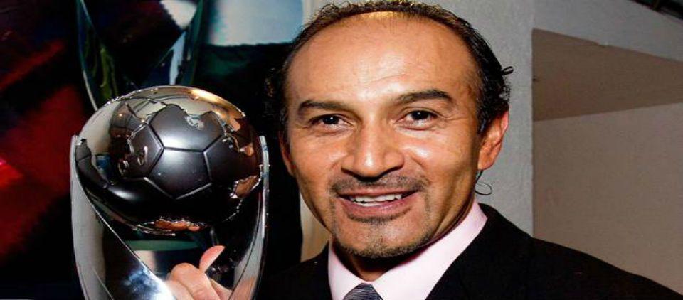 Potro Gutiérrez listo para dirigir al Tri - Raúl Gutiérrez. Foto de internet