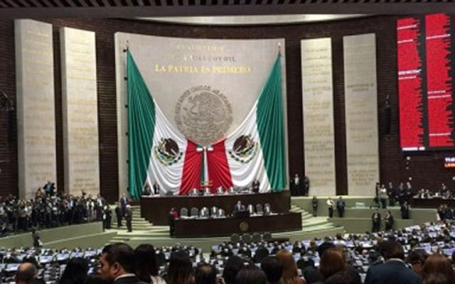 Diputado suplente se resguarda en San Lázaro para no ser detenido - Foto de Quadratín