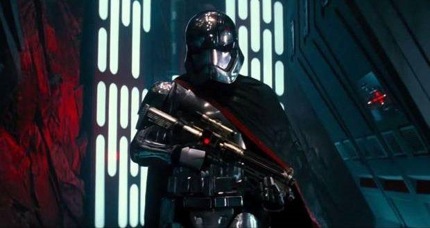 Nuevo tráiler de Star Wars: El despertar de la Fuerza - Cada día vemos nuevas filtraciones de Star Wars.