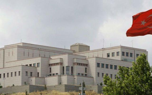 Atacan el consulado de EE. UU. en Estambul - Foto de vocfm.