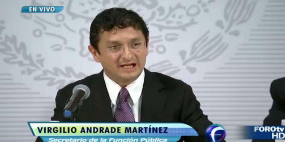 El caso por propiedad de Las Lomas está cerrado: Andrade - Foto de Foro TV.