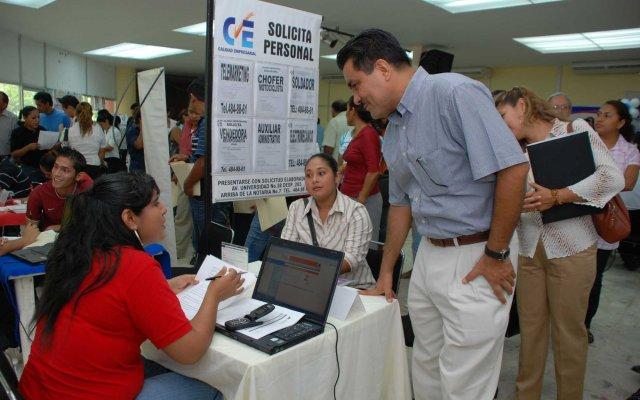 Disminuye tasa de desocupación en México