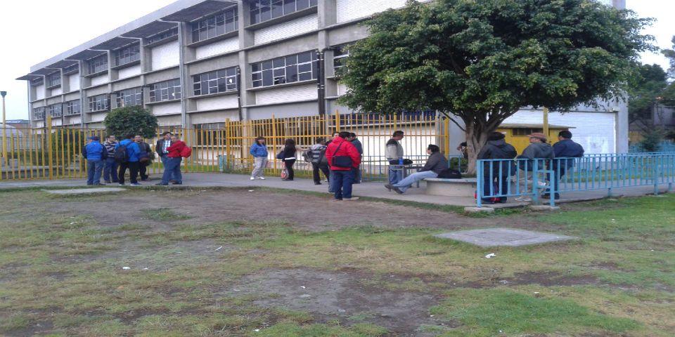 Continúan suspendidas las clases en CCH Vallejo
